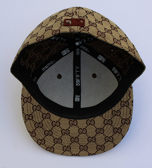 e5565b35749 Bootleg Gucci New York Yankees Fitted Hat (Size 7 1 2) — Roots