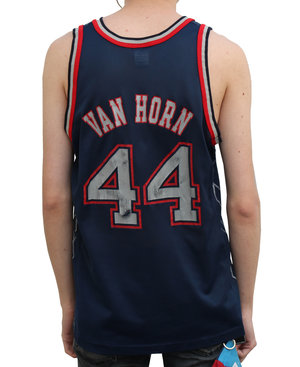 51d1ffd6afc Vintage 90s Champion Keith Van Horn jersey