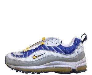 1a65e0dc47774 Nike Air Max 98 Maize and Ultramarine.