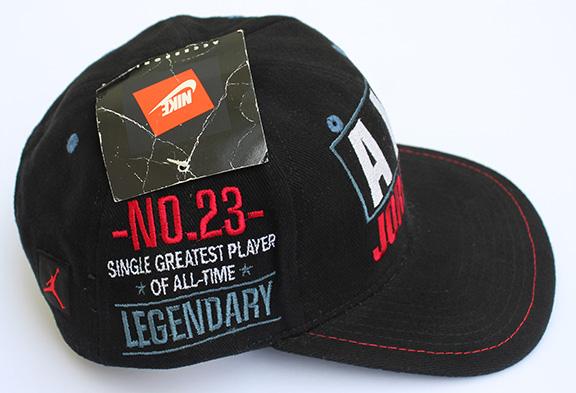 Vintage Nike Air Jordan Milestone Snapback NWT — Roots 4b05e457a866