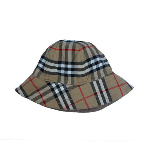 Vintage Burberrys Reversible Bucket Hat NWT — Roots 99216ff823f