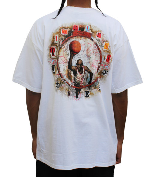 0bb3f894fb4c94 Vintage Nike Air Jordan Timeless T Shirt (Size XL ) NWT — Roots