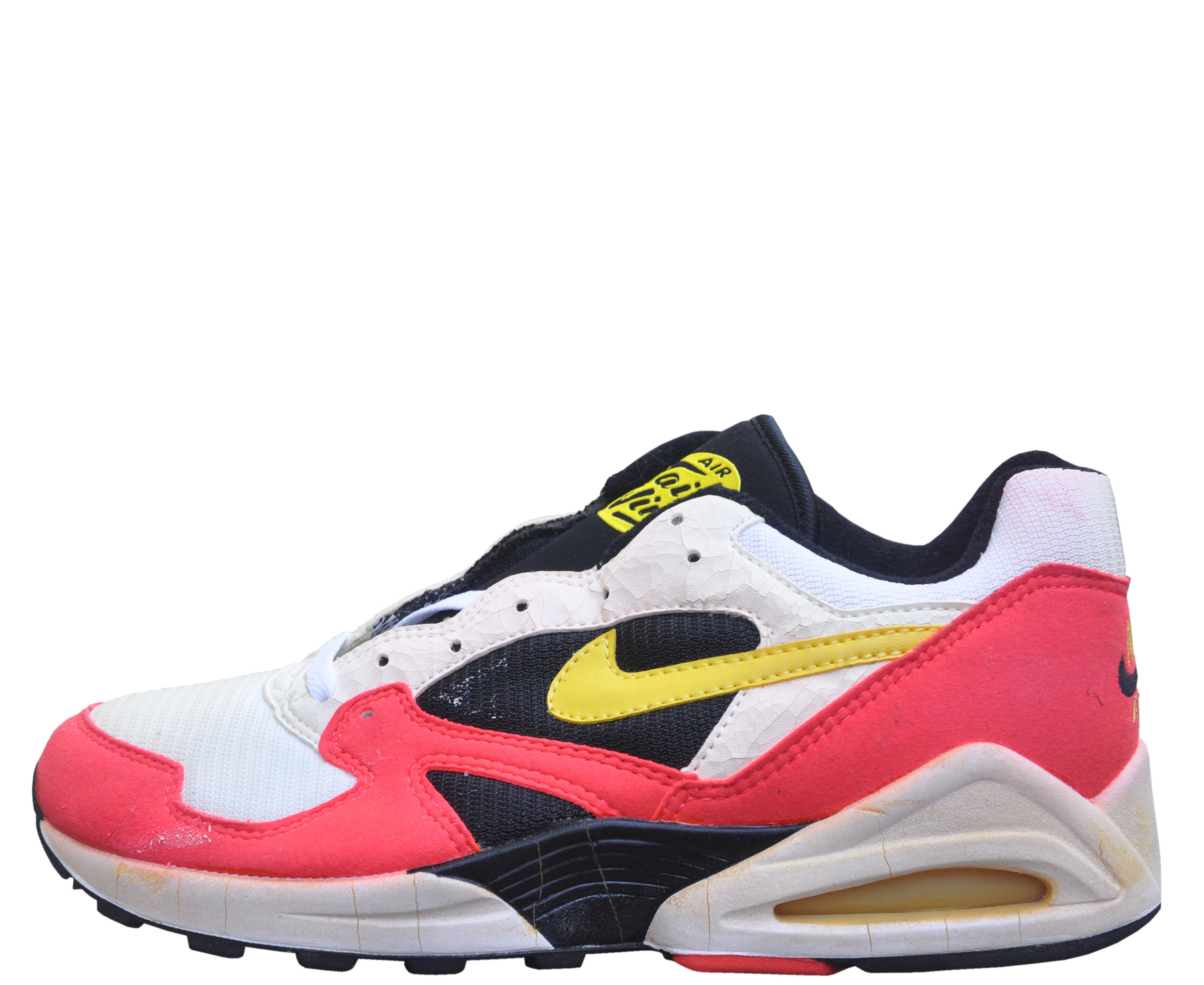 wholesale dealer 7c333 eb16c Nike Air Max Tailwind 92 White / Yellow Crimson (Size 9.5) DS — Roots