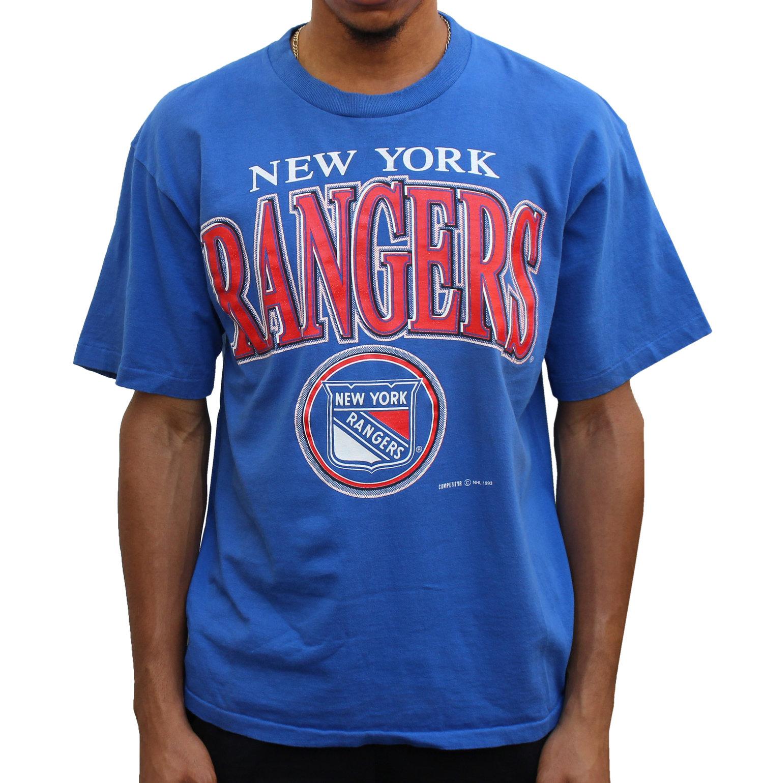 Vintage New York Rangers T Shirt (Size L) — Roots d338d7319