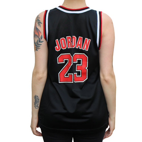 dd245bb6514ae Vintage Champion Chicago Bulls Michael Jordan Jersey (Size Youth XL ...