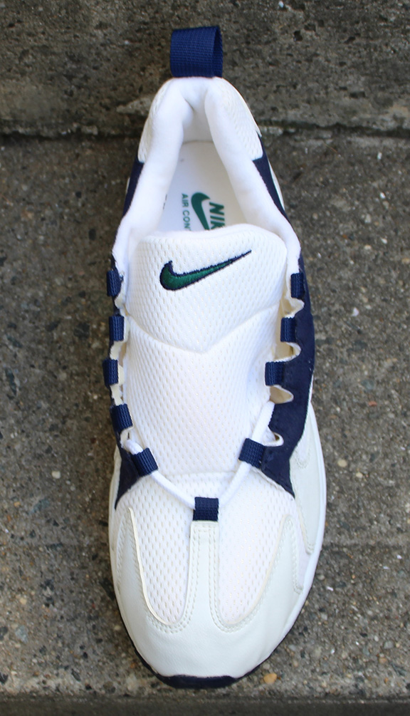 timeless design fca0f b9c57 Nike Air Contrail White  Navy  Island Teal (Size 9.5) DS — R
