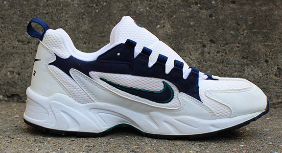 new style 3ad04 55d7a Nike Air Contrail white, navy, island teal
