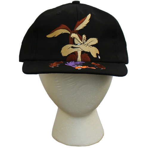 3cc8010a1d2 Vintage WB Wile E. Coyote and the Road Runner Snapback NWT — Roots