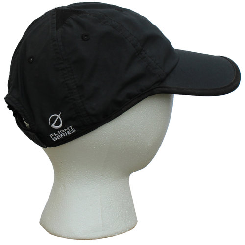 The North Face Flight Series Black Strap Back — Roots 412446bbfd6