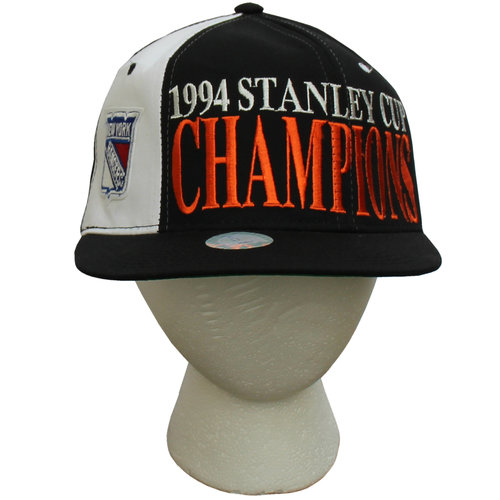 Vintage Starter New York Rangers `94 Stanley Cup Champions Snapback ... 2bf9f8be823a