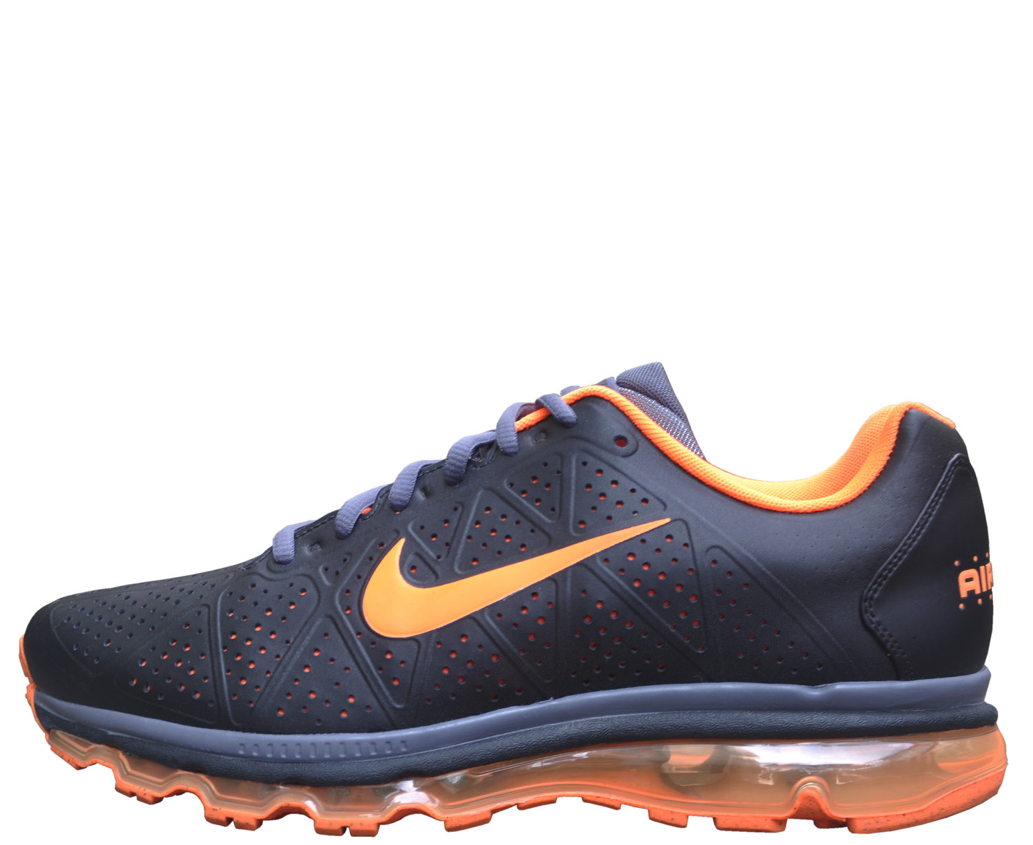 big sale 2714b b69ff Nike Air Max 2011 Black   Total Orange (Size 10.5) — Roots
