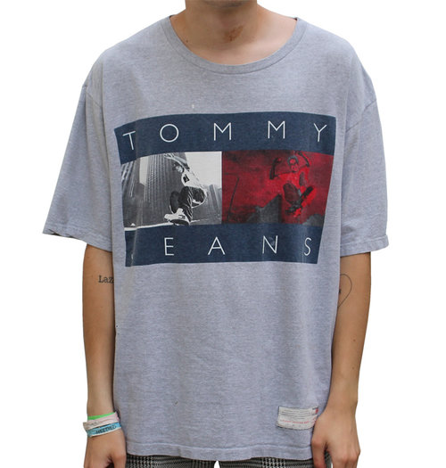 4b1b4ca3 Vintage Tommy Jeans Skate T Shirt (Size L) — Roots