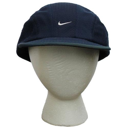 0c576b88e72 Vintage Nike Running Blue   3M Hat — Roots