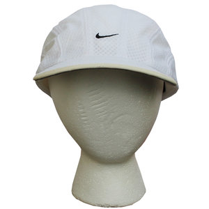 Vintage 90s Nike running white and 3M hat 585b882c2e48