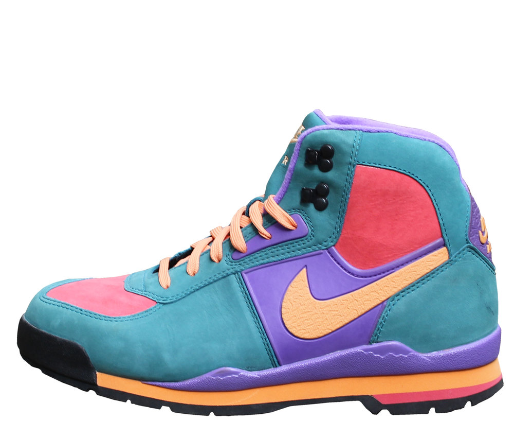 new york b7d08 994dd Nike Air Baltoro Teal  Marakesh-Violet (Size 10.5) DS — Root