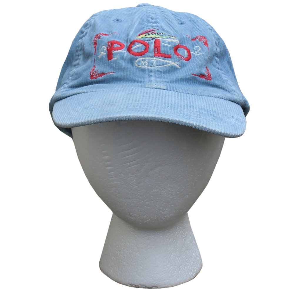 Polo Ralph Lauren Fly Fishing Corduroy Hat — Roots 79d8fa2d849
