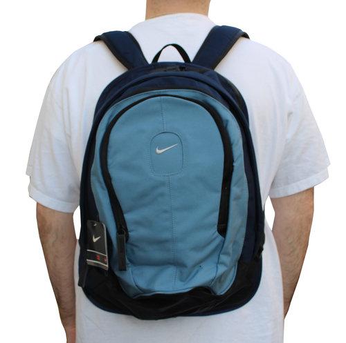 2e68aa23cd6d Nike Air Flow Blue Book Bag NWT — Roots