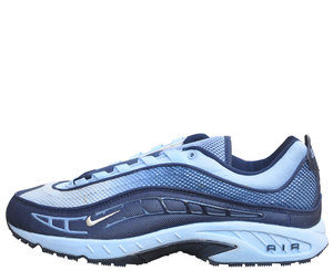Nike Air Famished Obsidian and Heaven Blue 9e8c9df24