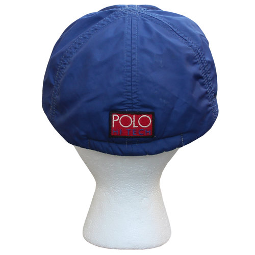 1a5eecb71d4cf Vintage Polo Ralph Lauren HI Tech 5 Panel Hat (Size L XL