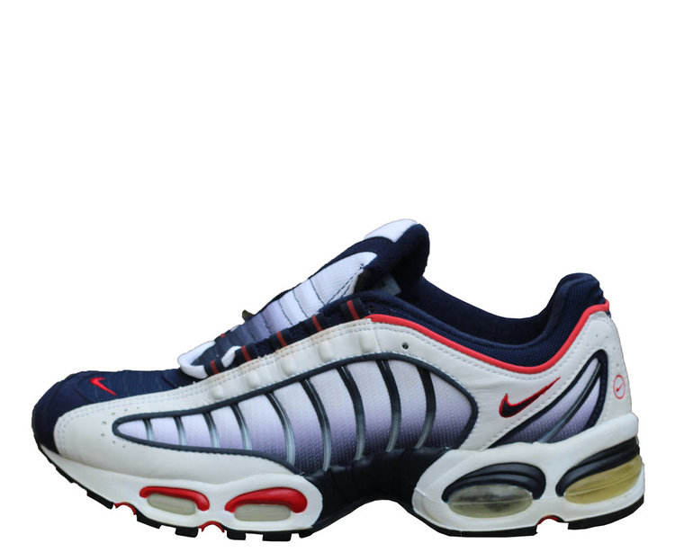 bb919ad7 Nike Air Max Tailwind B White / Obsidian / Red (Size 10.5) DS — Roots