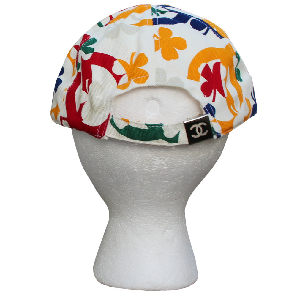 Chanel Colorful Clover Hat — Roots 4a3db0851e6