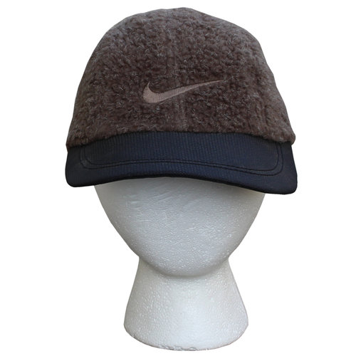 391d8c86 Vintage 90s Nike ACG Sherpa brown strapback hat