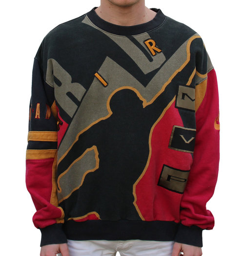 516893cfc88e Vintage Nike Air Jordan VII Cardinal Sweatshirt (Size M) — Roots
