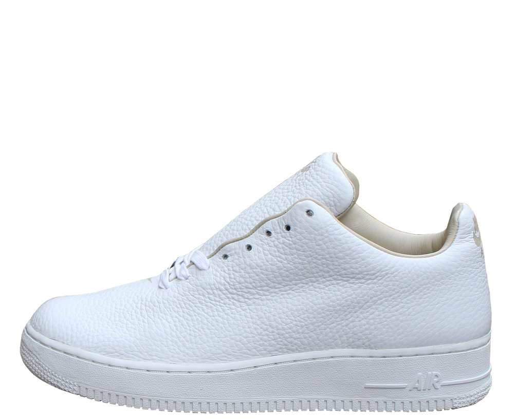 new product 536b5 e11a8 Nike Air Force 1 LTD White   White   Net (Size 10) DS