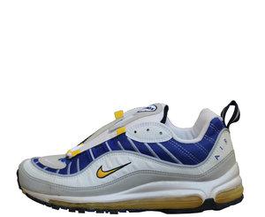 Nike Air Max 98 Maize and Ultramarine 6c018671f