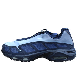 the latest 9a41b 2973f Nike Air Sunder Max Blue grey and obsidian