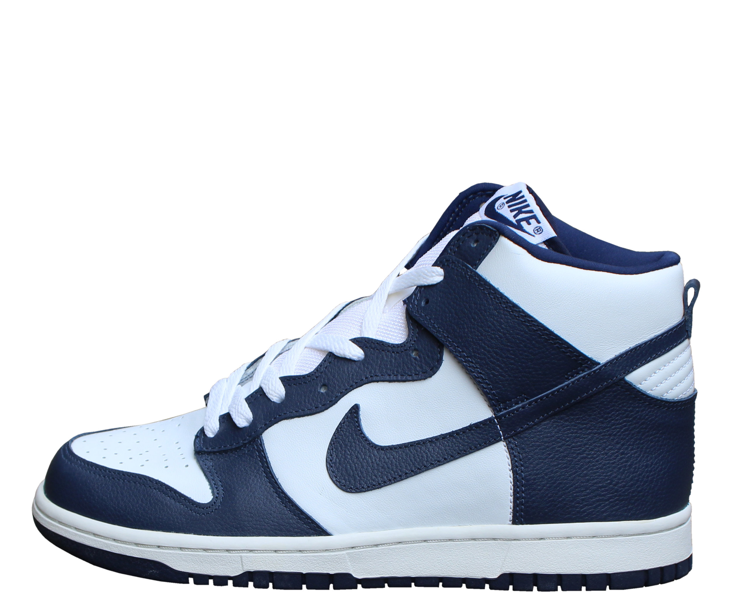 navy blue dunks