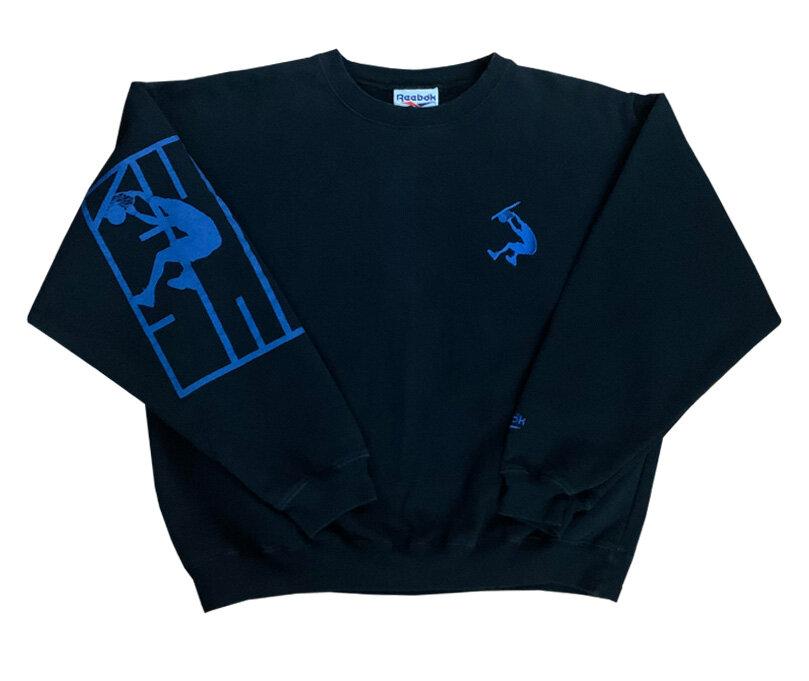 b755fcebbac Vintage Reebok Shaq Crewneck Sweatshirt (Size M