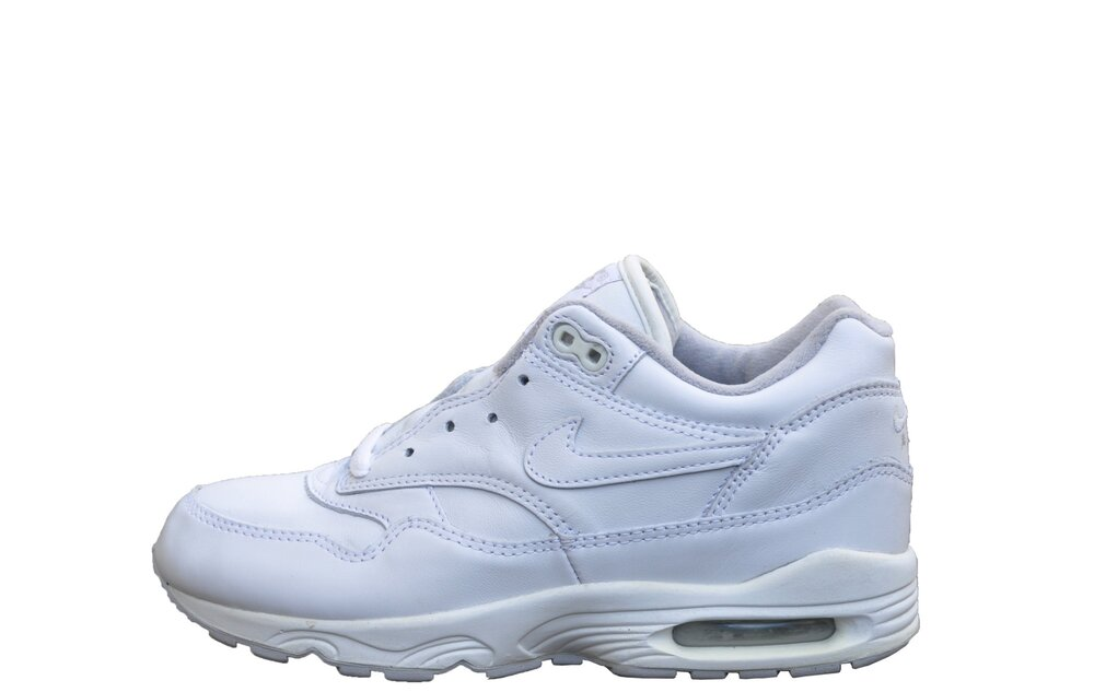 White Air Zen Ds 1 Nike Grey Kids Max Leather 35jcAq4RL