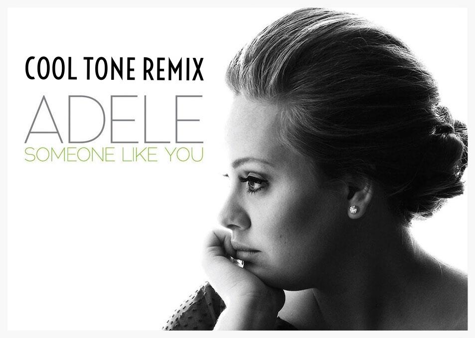 "Adele - ""Someone Like You"" REMIX"