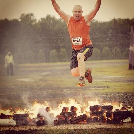 Warrior Dash, Aug 2014