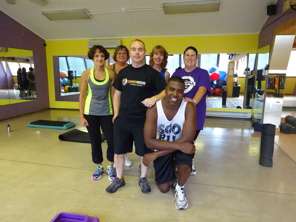 Grand Opening training