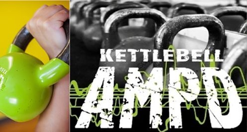 Pick up a Kettlebell and make your body the machine.