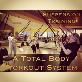 Suspension Straps = Core and a whole lot more!!