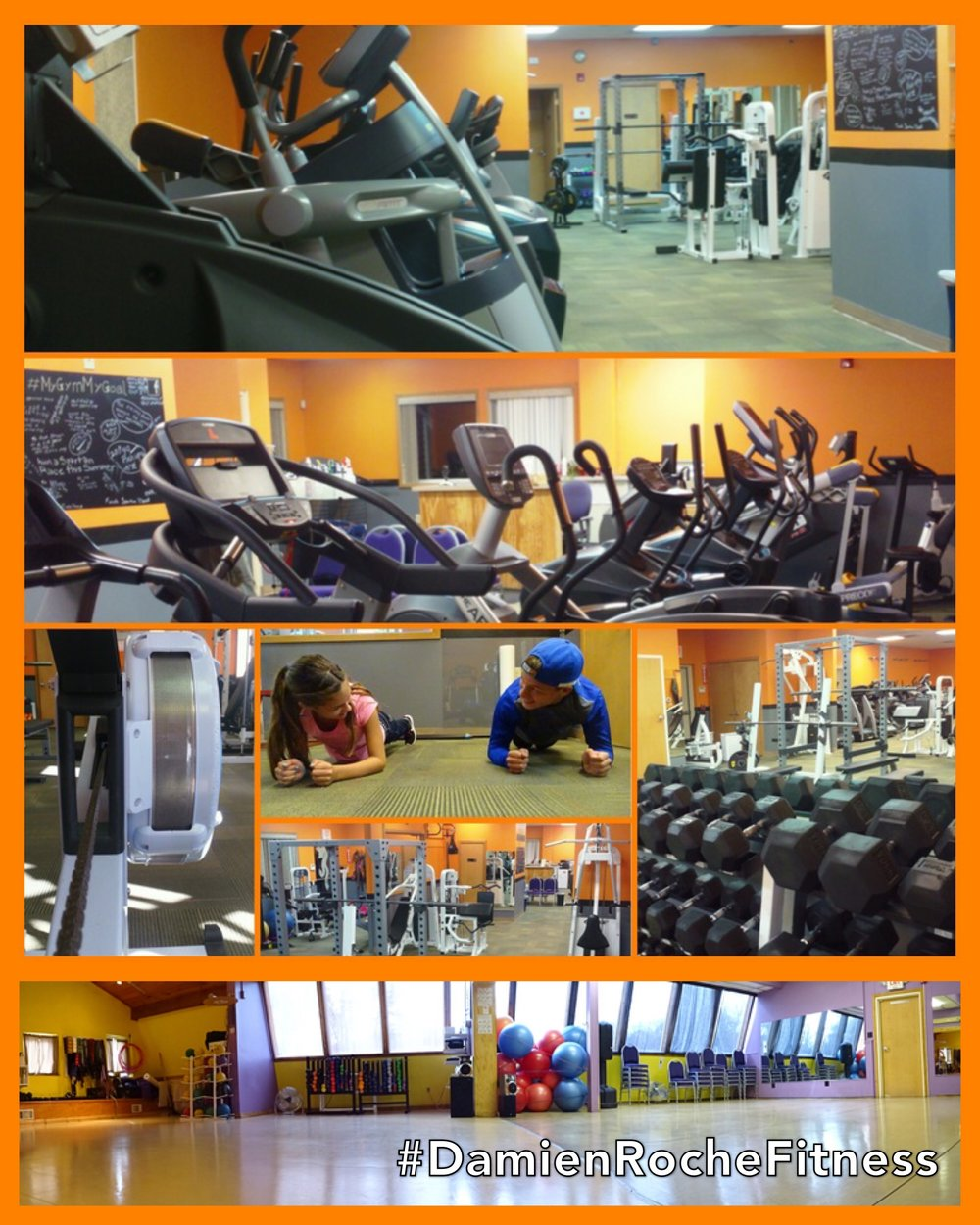 Great Location, With a Great Team to Help You Achieve Your Health & Fitness Results.