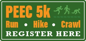 Be part of the first ever PEEC 5k Trail event.