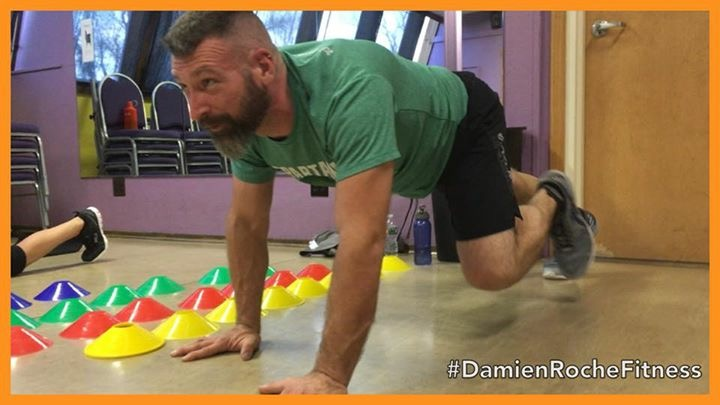 'Boot camp is always a fun and challenging start to a Saturday morning.'      - Decker, R.,  Saylorsburg, Pennsylvania