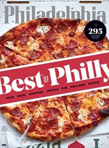 Philadelphia  magazine's Best of Philly® 2017 - Best Bartender for Hire  July 2017