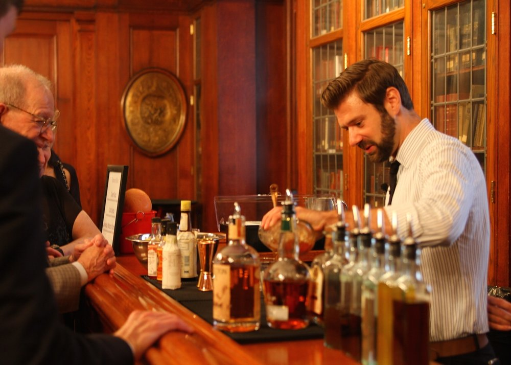 Whiskey Bar at The Union League.JPG