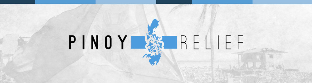 Pinoy Relief header