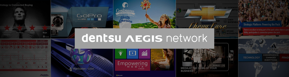 Dentsu Aegis Network header