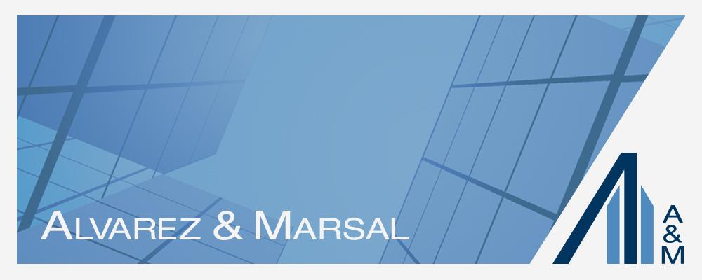 Alvarez & Marsal rebranding