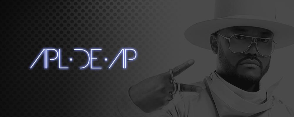 """Apl.de.Ap rebranding & """"BE""""music video"""
