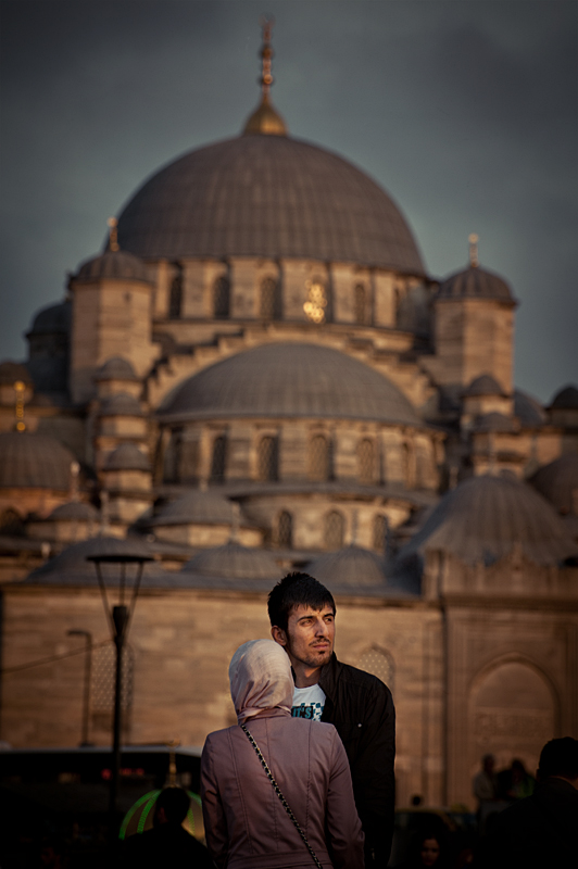 Istanbul Couple