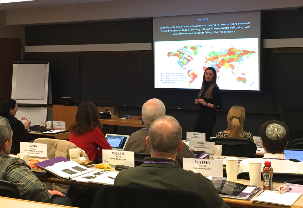 Kellogg University: Soul of Leadership Executive MBA Course