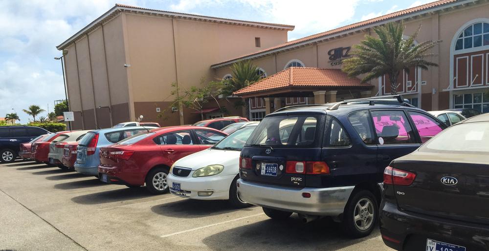 Toyota Wagon jdm cars in aruba